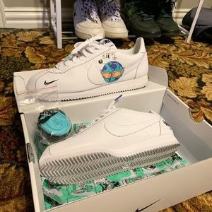 Earth Day Nike Cortez's